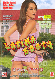 Latina Booty Box Cover