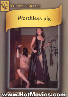 Worthless Pig Box Cover
