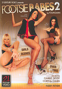 Footsie Babes 2 Box Cover