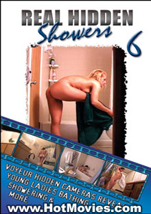 Real Hidden Showers 6 Box Cover