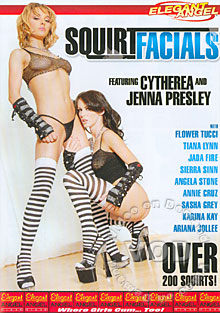 Squirt Facials Box Cover