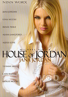 House Of Jordan Box Cover