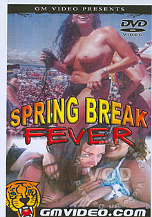 Spring Break Fever Box Cover