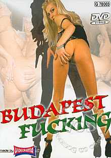 Budapest Fucking Box Cover