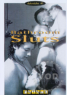 Bathroom Sluts Box Cover