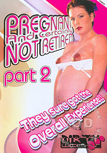 Pregnant And Certainly Not Retired Part 2 Box Cover