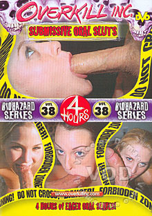 Submissive Oral Sluts Box Cover