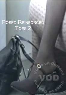 Posed Reinforced Toes 2 Box Cover