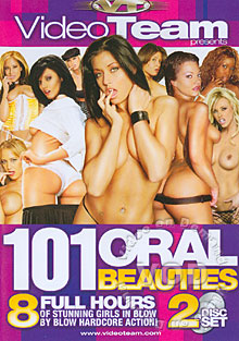 101 Oral Beauties (Disc 1) Box Cover