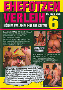 Ehefotzen Verleih 6 Box Cover