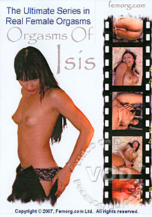 Orgasms Of Isis Box Cover