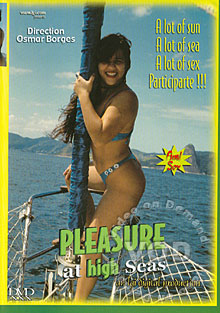 Pleasure At High Seas Box Cover
