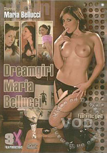 Dreamgirl Maria Bellucci Box Cover