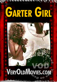 Garter Girl Box Cover
