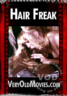 Hair Freak Box Cover