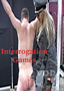 Interrogation Games Box Cover