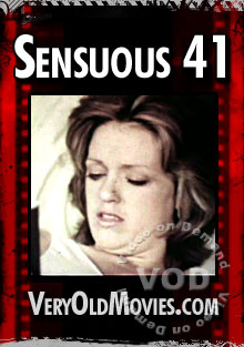 Sensuous 41 Box Cover