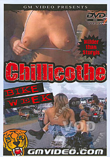 Chillicothe - Biker Week Box Cover