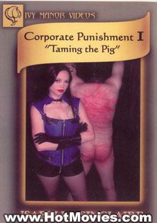 Corporate Punishment 1 Taming the Pig Box Cover