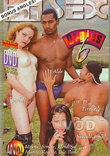 Bi Sex Orgies 6 Box Cover
