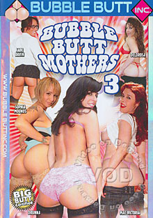 Bubble Butt Mothers 3 Box Cover