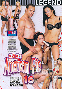 Bi Bi American Pie 16 Box Cover