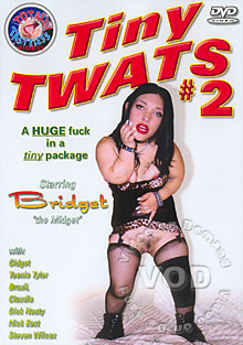 Tiny Twats #2 Box Cover