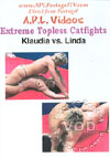 Video: APL-396: Extreme Topless Catfights - Klaudia vs. Linda