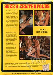 Suze's Centerfolds 40 - Twice is Not Enough