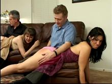 two for spanking