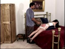 Is the third spanking - one spanking too many?