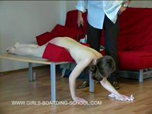 Spanking Videos - her ordeal is over