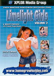 Limelight Girls Volume 2 Box Cover