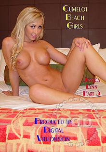 Cumelot Beach Girls - Jessica Lynn Part 3 Box Cover