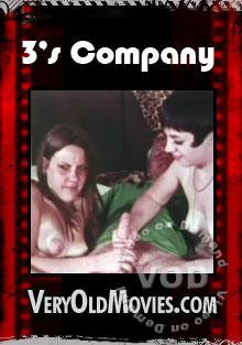 3's Company Box Cover