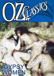 Oz Films #84 - Gypsy Women Box Cover