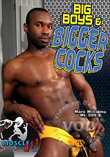 Big Boys & Bigger Cocks Box Cover