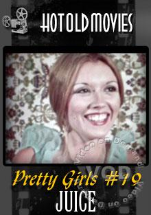 Pretty Girls #19 - Juice Box Cover