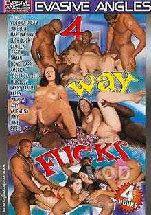 4 Way Fucks Box Cover