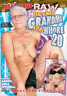 Hey My Grandma Is A Whore 20 Box Cover