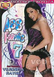 Ass Fanatic 7 Box Cover