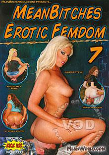Mean Bitches Erotic Femdom 7 Box Cover