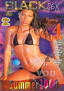 Black Sex - Summer 2000 Box Cover