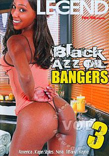 Black Azz Oil Bangers 3