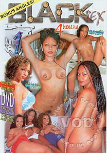 Black Sex 1 Box Cover