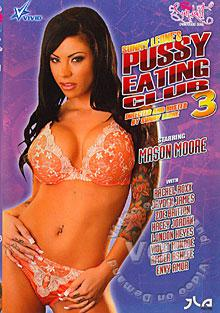 Pussy Eating Club 3 Box Cover