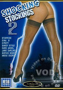 Shocking Stockings 2 Box Cover