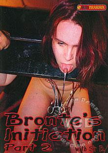 Bronte's Initiation 2 Box Cover