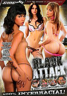 Black Attack Box Cover