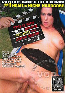This Is Your Mom Getting Fucked In A Porno Movie 2 Box Cover